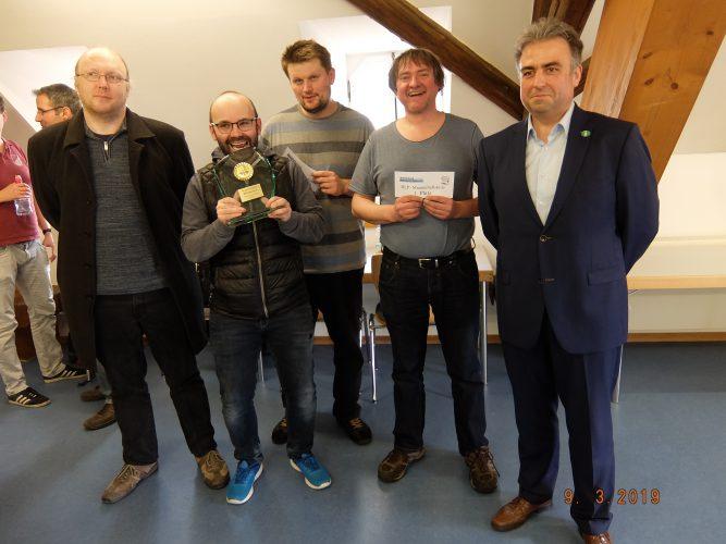 SK Landau gewinnt RLP-Mannschaftsblitzmeisterschaft in Gau-Algesheim