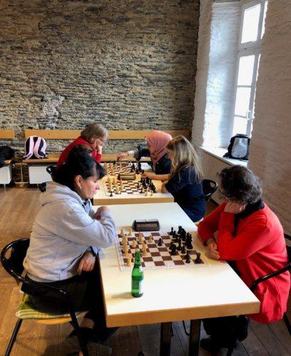Offene Rheinland-Pfalz-Frauen-Einzelmeisterschaft 2020 vom 13. bis 15. November in Worms