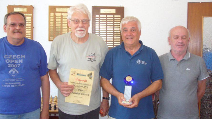 Heimbach-Weis/Neuwied Seniorenmannschaftsmeister 2019