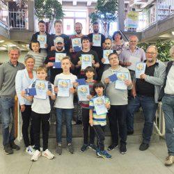 Oleg Yakovenko gewinnt 13. Bibliotheks-Open