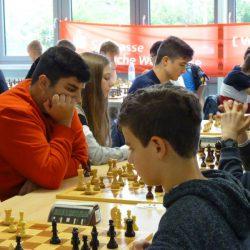 23. Landauer Schulschach-Meisterschaft 2019