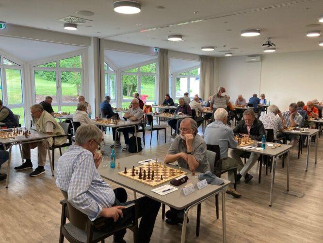 18. RLP-Senioren-Open beginnt im Hotel Glockenspitze in Altenkirchen