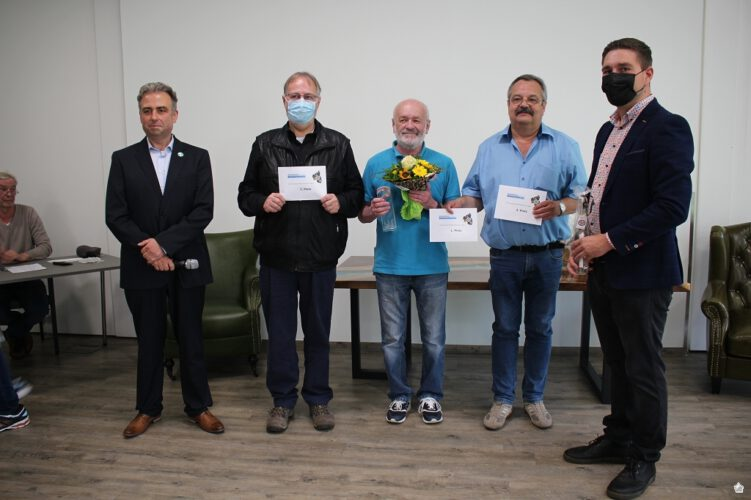 IM Yuri Boidman gewinnt 18. RLP-Senioren-Open